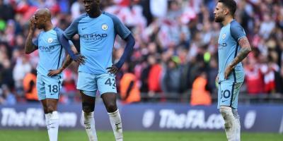 City y United empatan sin goles en el derbi de Manchester
