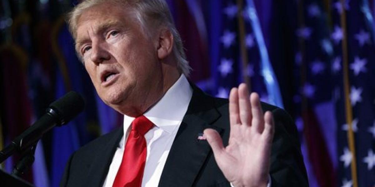 Trump amenaza a Canadá