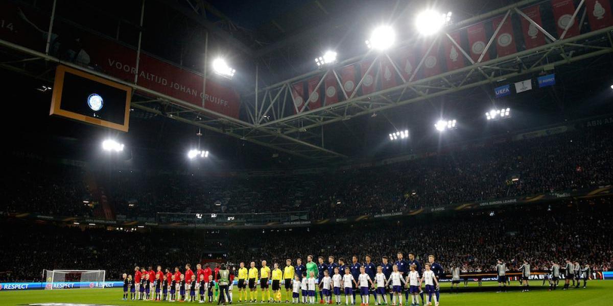 Ajax cambiará el nombre de su estadio en honor al mítico Johan Cruyff