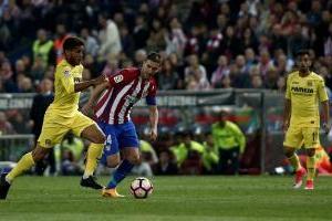 Jonathan dos Santos y el Villarreal sorprenden con triunfo sobre el Atleti