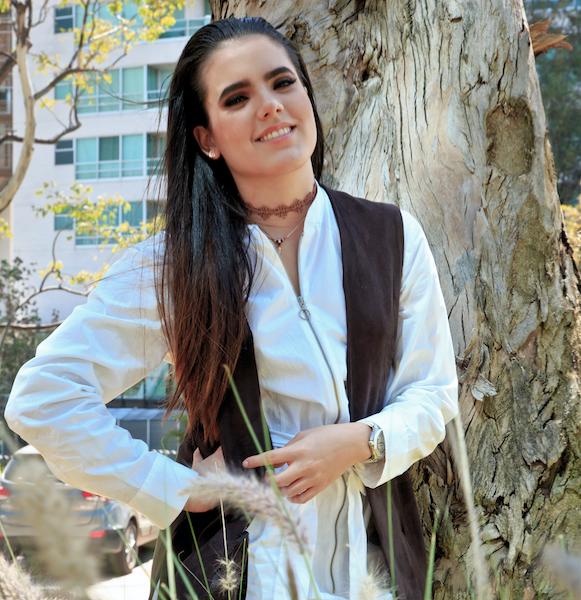 Camila Fernández sueña con ganar un Grammy