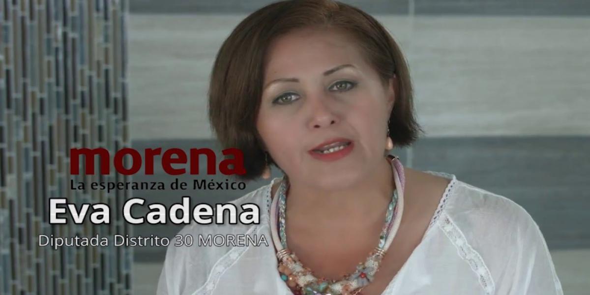 Fepade investiga a Eva Cadena, pasaría de 5 a 15 años en la cárcel