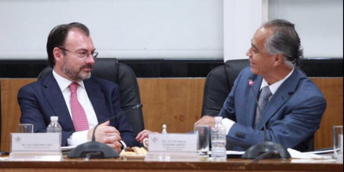Javier Duarte podría quedar libre si solicitamos deportación: Luis Videgaray