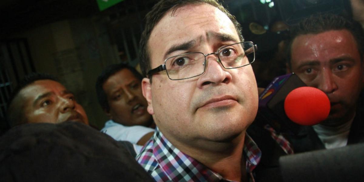 Duarte pasó de la opulencia a comidas de 27 pesos diarios en Guatemala