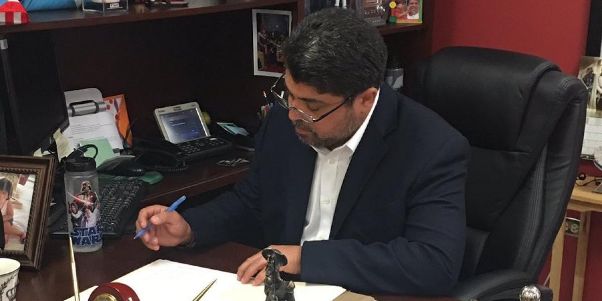 Reitera Vega Ramos que no participará del caucus PPD