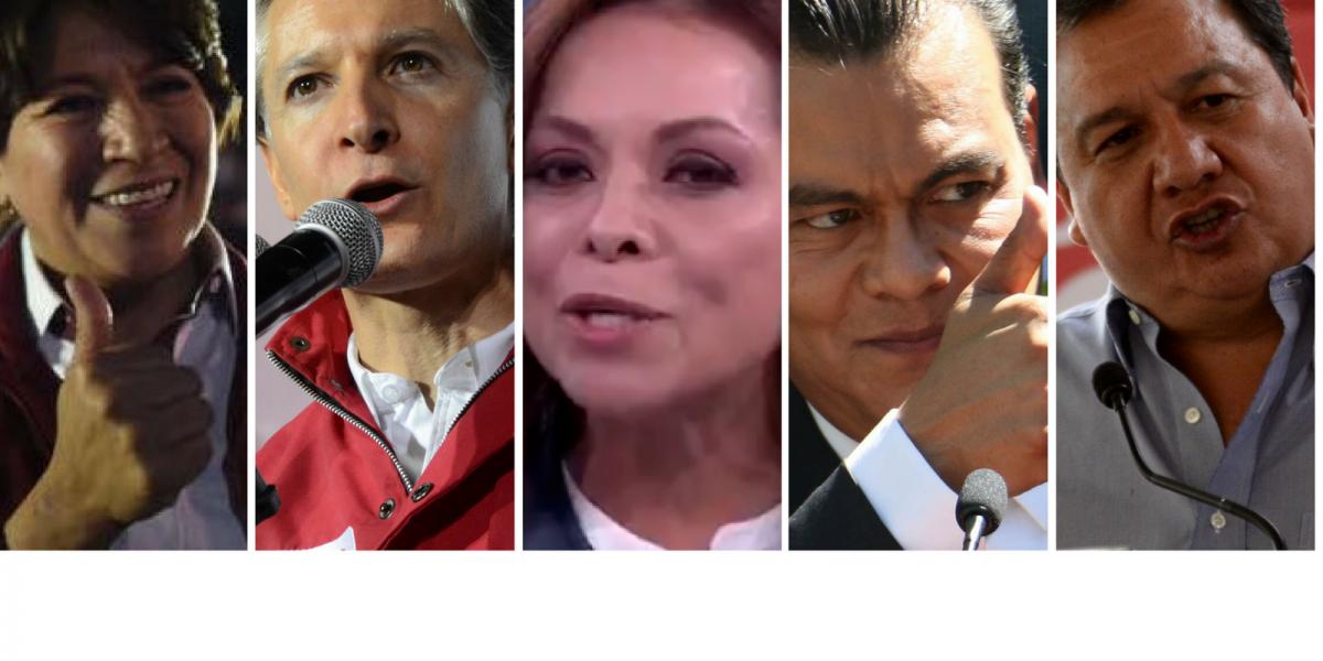 Debate: Del Mazo y Josefina pelean primer lugar en Edomex