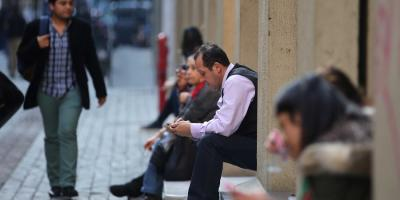 Desempleo alcanzó 7,7% en Gran Santiago en marzo