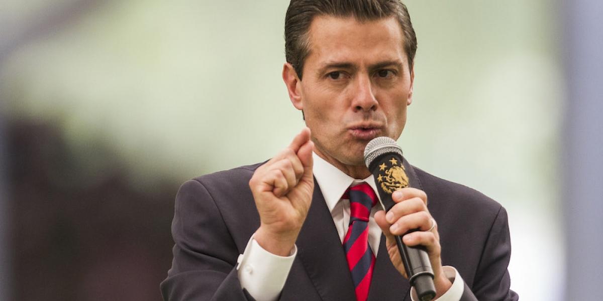 Peña Nieto propone al Senado 18 magistrados para combate a la corrupción