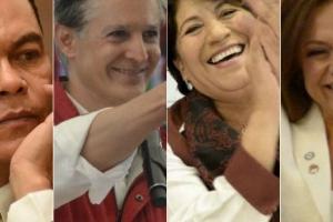Sigue en vivo el primer debate entre candidatos a la gubernatura del EdoMex