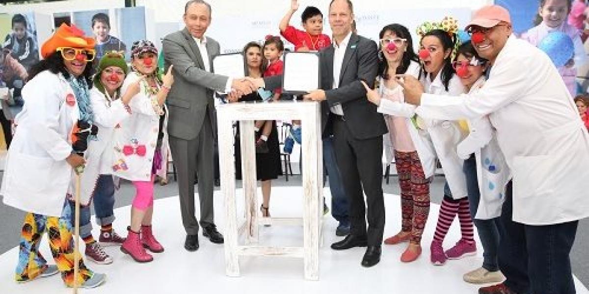 ISSSTE y Unicef firman convenio en beneficio de niños y adolescentes