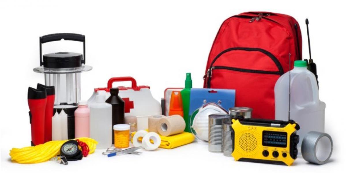 Resultado de imagen para kit emergencia terremoto