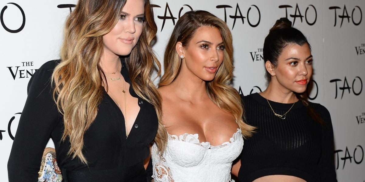 Una de las hermanas Kardashian está en Puerto Rico