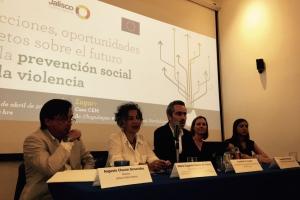 Guadalajara debe fortalecer su estrategia de prevención de la delincuencia