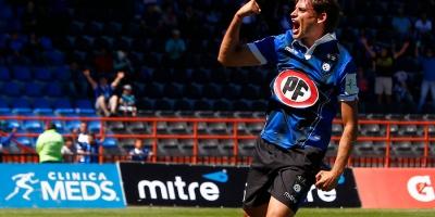 Inicio Fútbol Nacional Omar Merlo sería opción para llegar a Universidad de Chile luego de