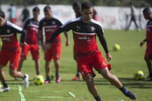 """Vuelve """"Rafa"""" Márquez a los entrenamientos con Atlas"""