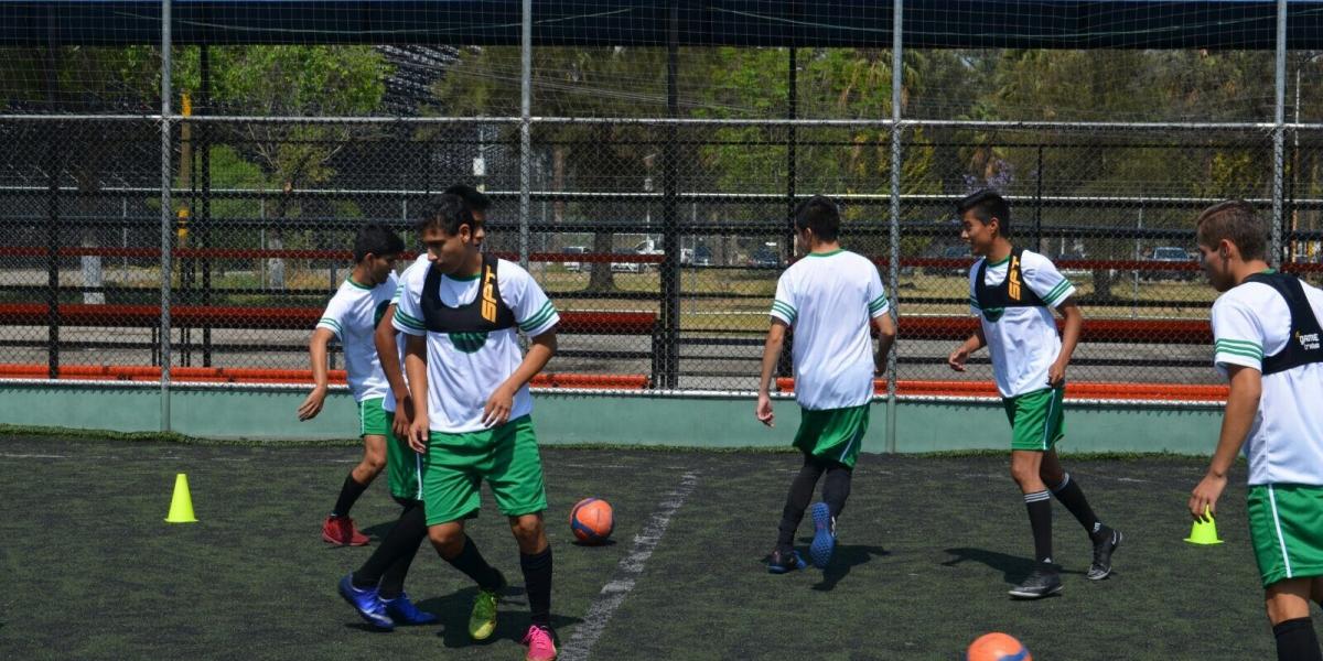 """Conoce tu verdadero potencial futbolístico en """"The Goal MX"""""""