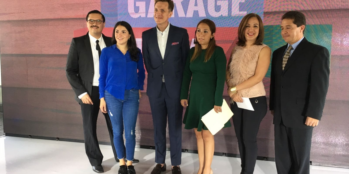 Lanza Google México la plataforma Garage Digital