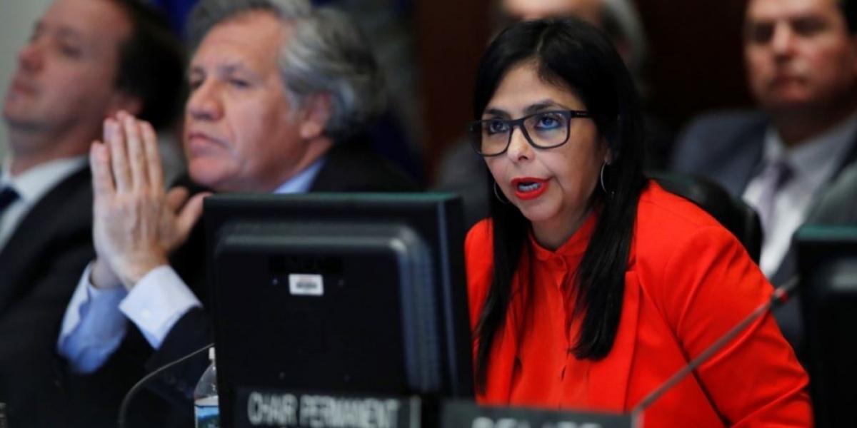 Venezuela iniciará proceso este jueves para salir de la OEA