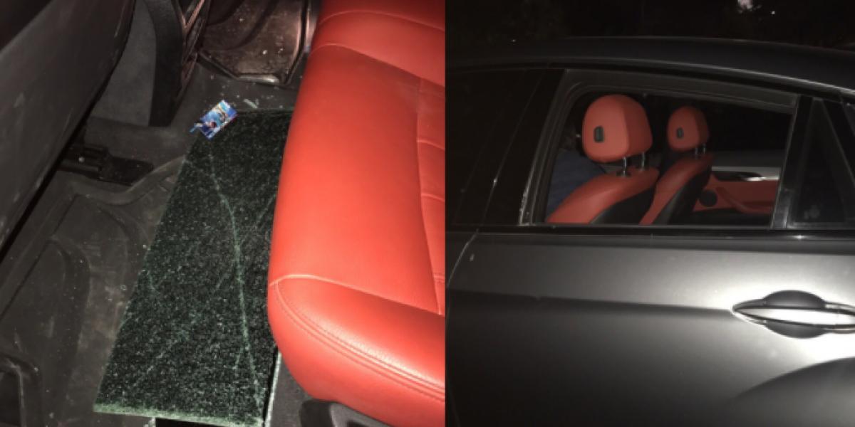 Jugador de Chivas publica imágenes del robo que sufrió