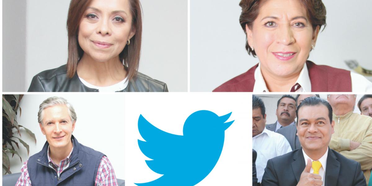 Josefina y Delfina, punteras en el debate de Edomex en Twitter