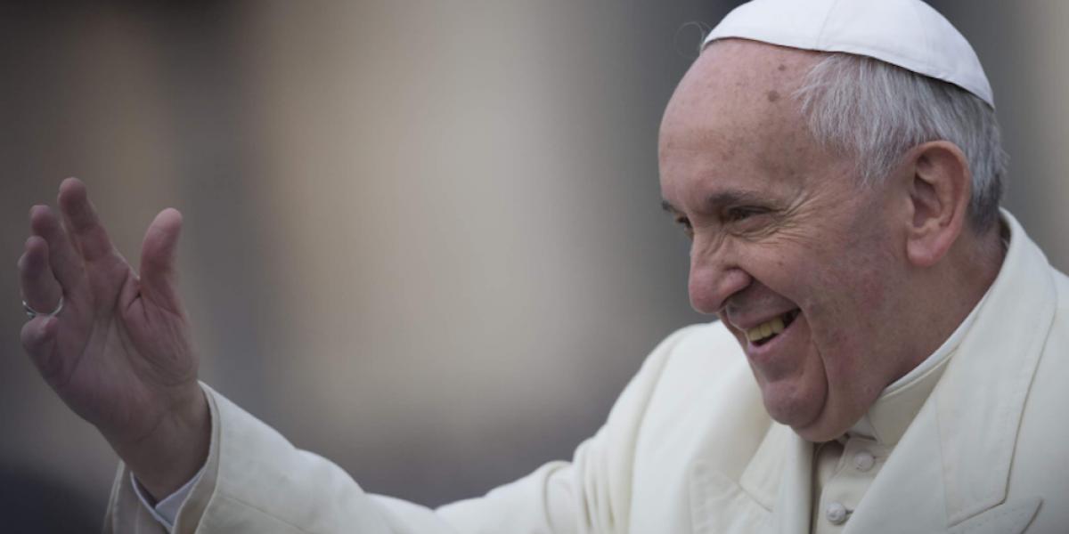 Papa Francisco sorprende con tres lecciones de vida en charla TED
