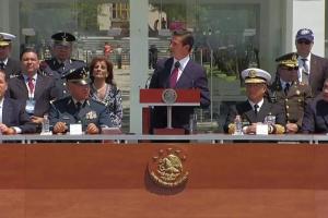 México es altamente competitivo en la industria aeroespacial mundial: Peña Nieto