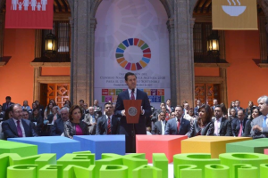 México reitera su compromiso con el Desarrollo Sostenible de la Agenda 2030: EPN