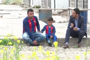 VIDEO: Lionel Messi, el niño que fue secuestrado por el Estado Islámico