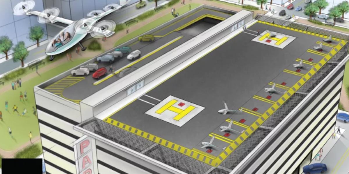 Uber vencerá al tráfico con su nuevo proyecto de