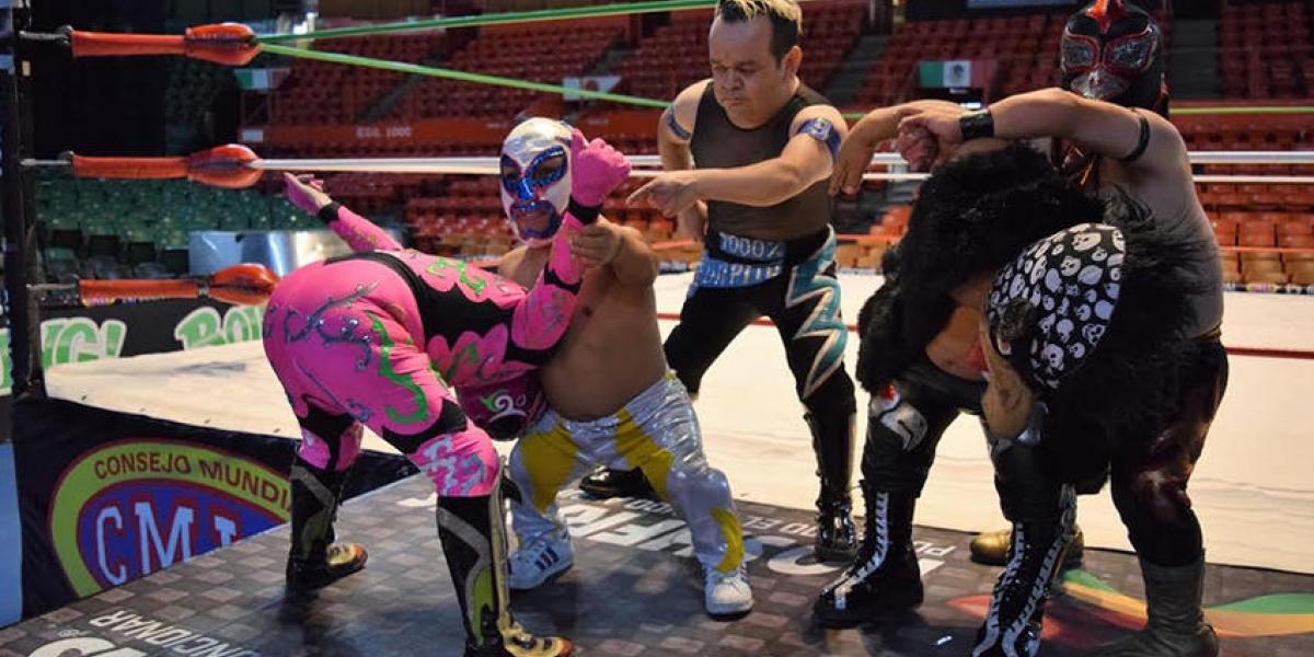 El CMLL celebrará el Día del Niño con lucha de mascotas