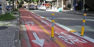 Sem dinheiro, Prefeitura de BH paralisa implantação de ciclofaixas