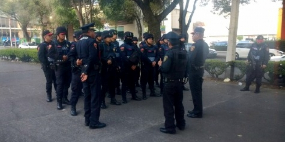 PGJ invertirá 265 millones de pesos en capacitación y profesionalización de cuerpos policiales