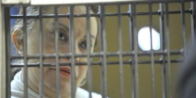 Suspenden por tercera vez audiencia entre Elba Esther y Juan Díaz