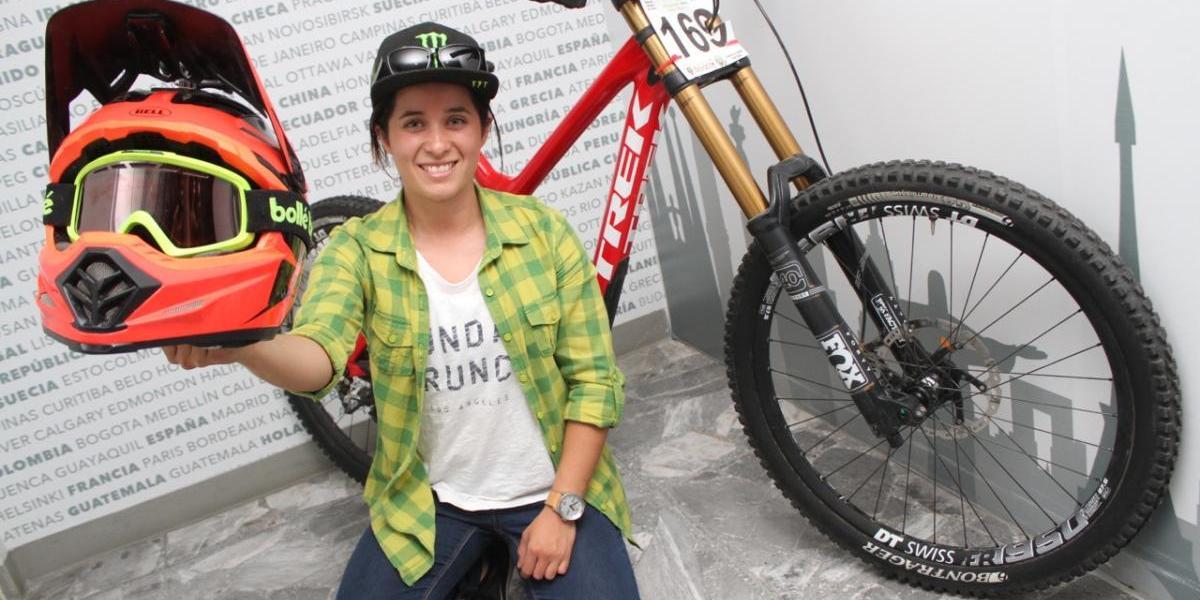 VIDEO: #LasRapiditas con la ciclista Lorena Dromundo