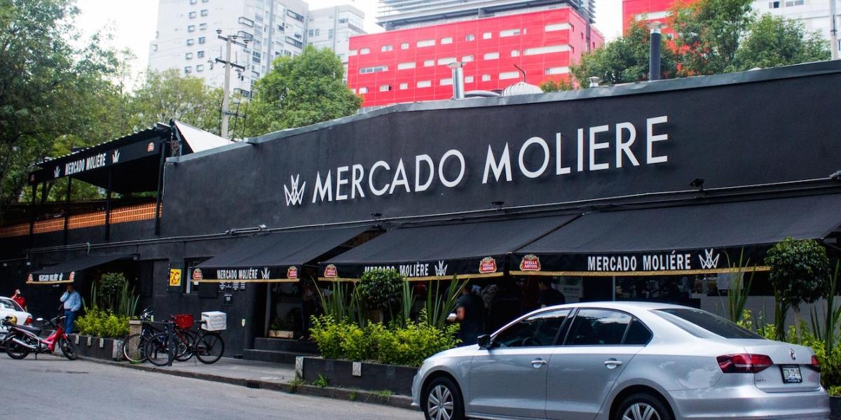 Mercado Molière se transforma: tiene nuevas propuestas en su menú