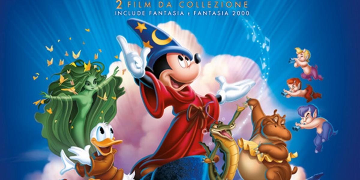 Fantasía, la magia de Disney llega a Bellas Artes
