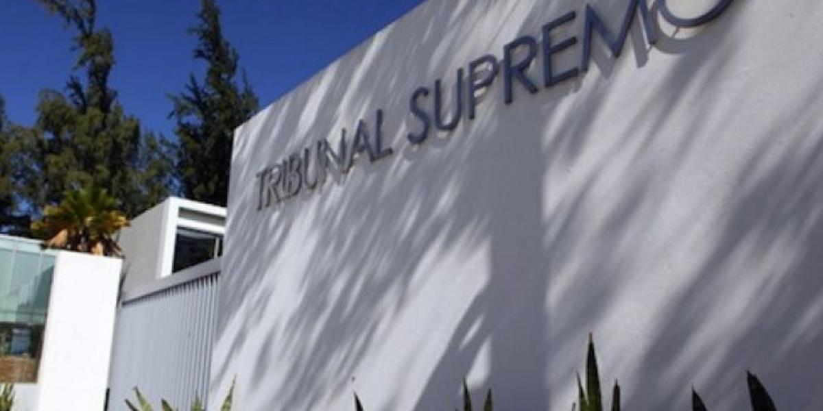 Tribunal Supremo expulsa a juez superior