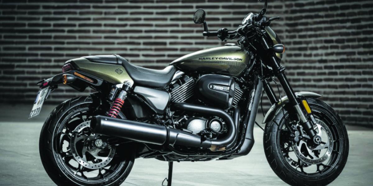 Harley-Davidson Street Rod, cambiará tu perspectiva del tráfico