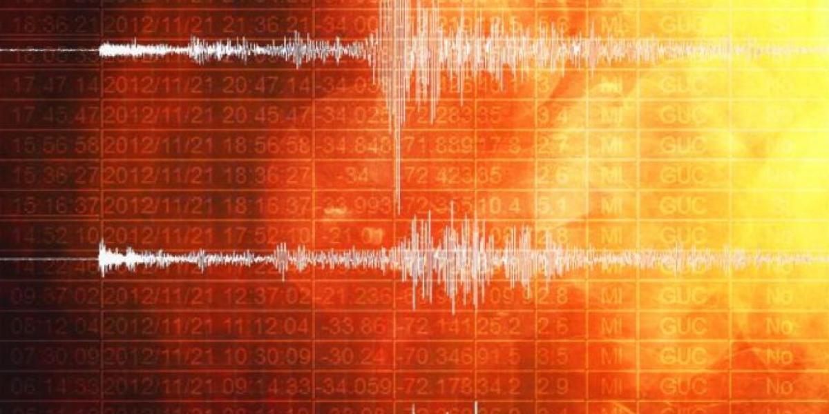 Baja cantidad de sismos en zona de El Tabo y Valparaíso en las últimas horas