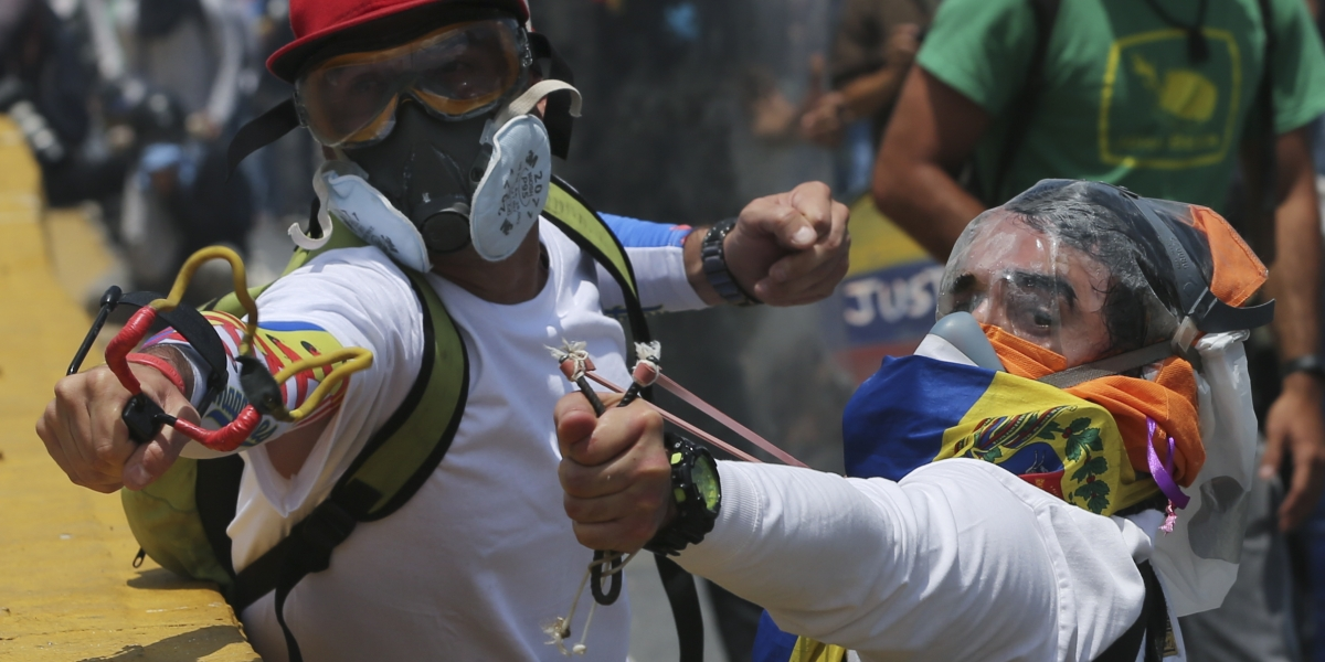 Cifra de muertos se eleva a 29 en protestas en Venezuela
