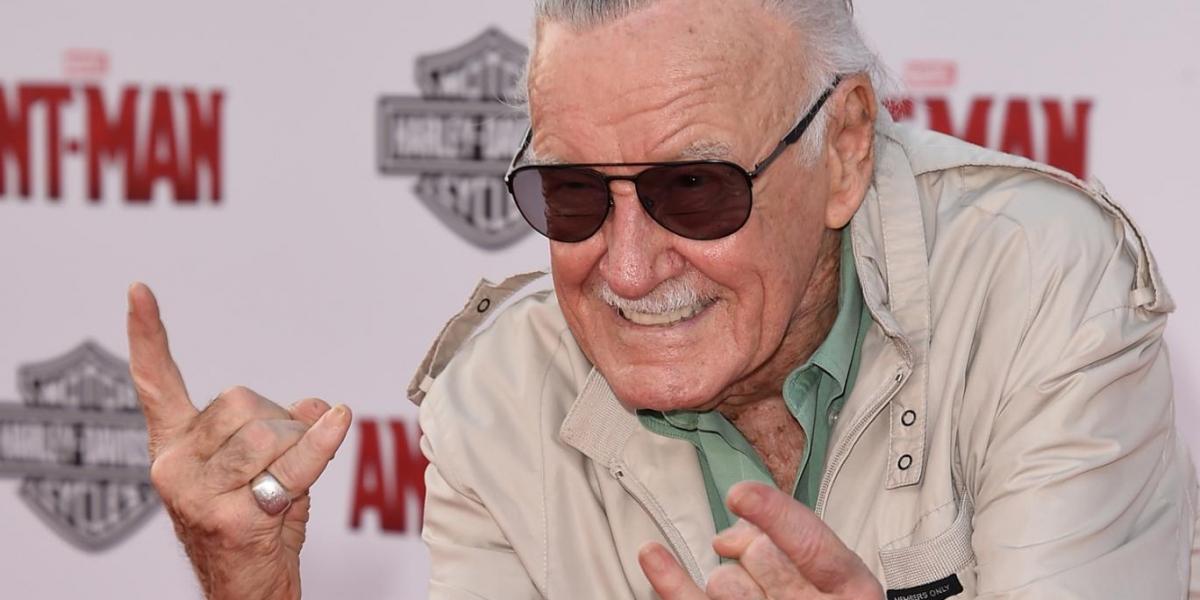 La fotografía de Stan Lee joven que hará enamorarte por lo guapo que fue