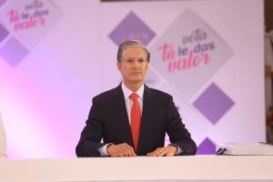 Destaca Del Mazo con propuestas en el debate