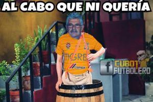 Los memes de la final de Concacaf entre Pachuca y Tigres