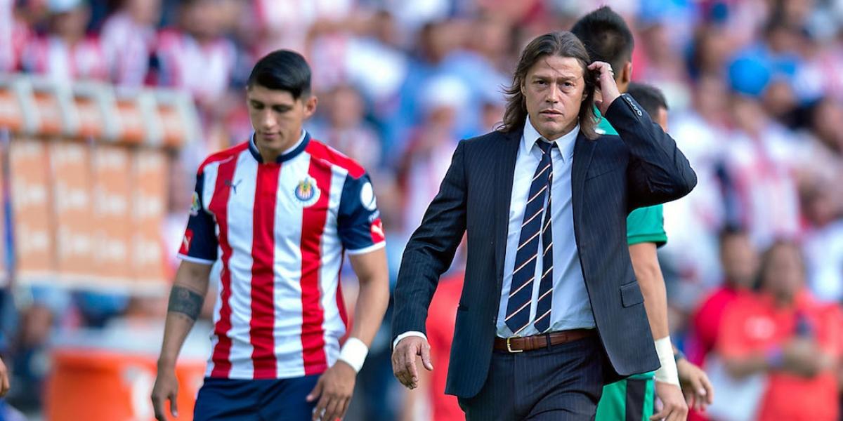Jorge Vergara revela el motivo por el que Matías Almeyda dejaría a Chivas