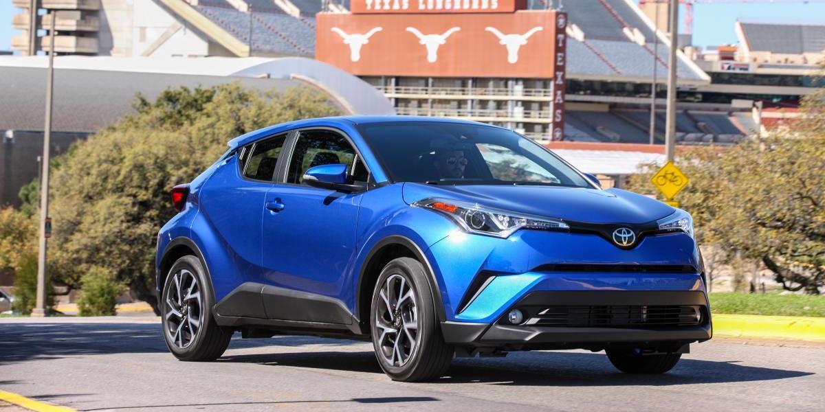 Toyota estrena su nuevo modelo C-HR 2018