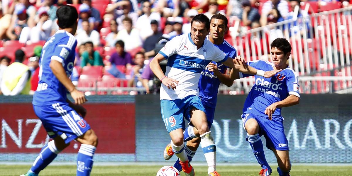 """Daud Gazale se la juega por la UC: """"En San Carlos son muy fuertes y lo sacarán adelante"""""""