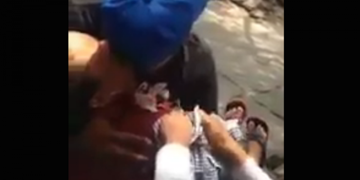 Balean a mujer embarazada tras asalto en Polanco