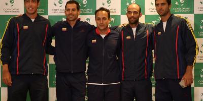 Bogotá vuelve a ser sede de la Copa Davis