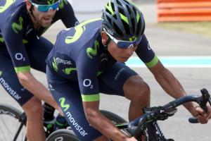 Nairo quiere ganar en Asturias antes de afrontar el Giro Cetenario