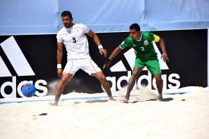 El Tricolor debuta con derrota en el Mundial de playa